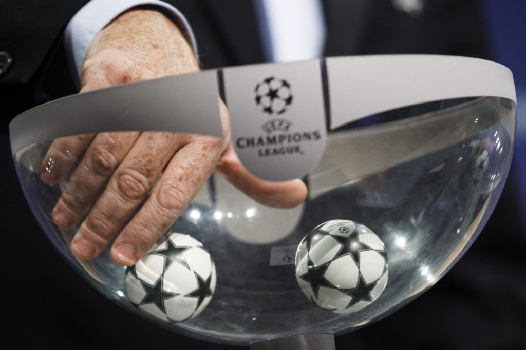 UEFA Europa League 2015/16 draw